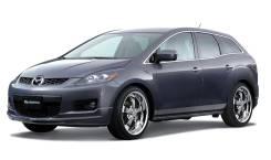 Обвес кузова аэродинамический. Mazda CX-7. Под заказ