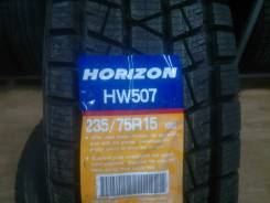 Horizon HW507. Зимние, без шипов, 2015 год, без износа, 4 шт