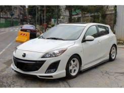Губа. Mazda Mazda3