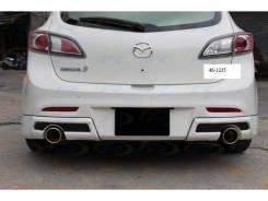 Накладка декоративная. Mazda Mazda3, BL Двигатели: MZRDISI, MZR, MZRCD, LF17, R2AA, LF5H, Z6, BLA2Y, Y655, Y650, L5VE
