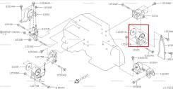 Подушка двигателя. Nissan Teana, J31, PJ31 Двигатели: VQ23DE, VQ35DE