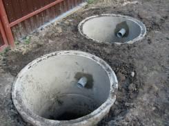 Подключение к холодной воде, канализация, водомерные узлы