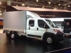 Peugeot Boxer. Тентованный фургон, 2 200 куб. см., 1 499 кг. Под заказ