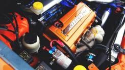Радиатор охлаждения двигателя. Nissan X-Trail, T30 Двигатель SR20VET. Под заказ