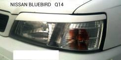 Накладка на фару. Nissan Bluebird