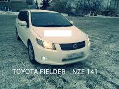Накладка на фару. Toyota Corolla Fielder, NZE141G, NZE141