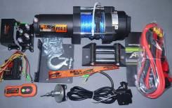 Лебедка Milemarker PE4,5 с блоком дистанционного управления