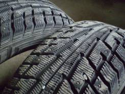 Federal Himalaya SUV. Зимние, шипованные, 2012 год, износ: 10%, 1 шт