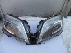 Фара Mercedes GLK 204 рестайлинг