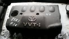 Крышка двигателя. Toyota Corolla, NZE124, NZE120, NZE121 Двигатель 1NZFE