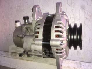 Генератор. Mitsubishi Pajero, V24WG, V24W, V44WG, V44W Двигатель 4D56