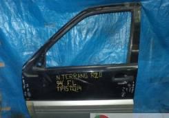 Дверь боковая. Nissan Terrano II Nissan Mistral, R20 Двигатели: TD27B, TD27BETI, TD27T, TD27TI