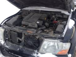 Проводка двс. Mitsubishi Pajero, V75W Двигатель 6G74 GDI
