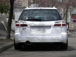Накладка крышки багажника. Subaru Legacy, BHC, BH9, BH5, BHE. Под заказ из Новосибирска