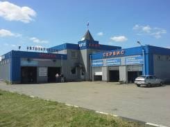 Автомойка и сервис (здание и земля в собств-ти) Москва, Боровское шос