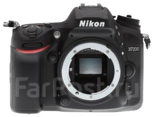Nikon D7200 Body. 15 - 19.9 Мп. Под заказ