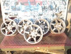Mitsubishi Rallyart. 7.0x16, 6x140.00, ET43, ЦО 67,0мм.