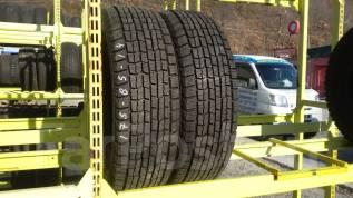 Goodyear Ice Navi Hybrid Zea. Зимние, без шипов, 2012 год, износ: 10%, 2 шт