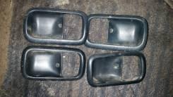 Накладка на ручки дверей. Toyota Mark II, GX81