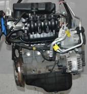 Двигатель 169A4000 FIAT