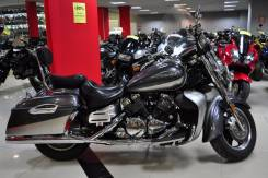 Yamaha Royal Star Tour Deluxe. 1 300 куб. см., исправен, птс, без пробега