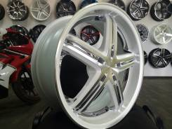 Sakura Wheels Z490. 8.0x19, 5x114.30, ET38