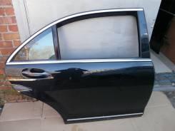 Дверь Mercedes S221 задняя правая Lang