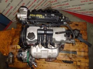 Двигатель в сборе. Daewoo Kalos Chevrolet Aveo Двигатель B12S1