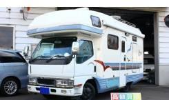 Mitsubishi Canter. Дом на колесах, 4 220 куб. см. Под заказ