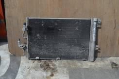 Радиатор кондиционера. Opel Astra, H