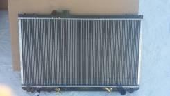 Радиатор охлаждения двигателя. Toyota Mark II, JZX105 Toyota Chaser, JZX105 Двигатель 1JZGE