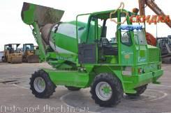 Merlo. Самоходный миксер-бетонозавод DB2500, 4 400 куб. см., 2,50куб. м. Под заказ