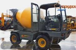 Dieci. Самоходный миксер-бетонозавод L4700, 4 800куб. см., 3,50куб. м. Под заказ