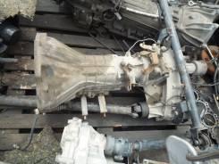 Механическая коробка переключения передач. Mitsubishi Delica, P15W, P25W, P35W, P25V Двигатель 4D56