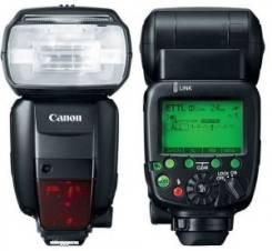 Фотовспышка Canon SpeedLite 600EXII-RT