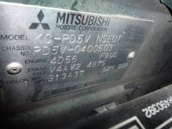 АКПП. Mitsubishi Delica, PA5W, PB5W, PC5W, PD5V, PD5W Двигатель 4D56