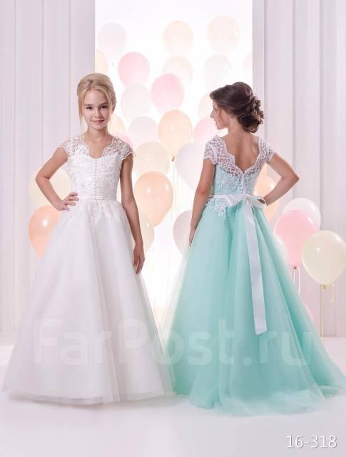 платья для маленьких принцесс фото