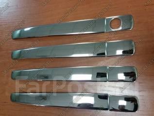 Накладка на ручки дверей. Subaru Impreza, GP7, GP6, GP2, GP3, GPE Subaru Forester, SJG, SJ5, SJ Subaru XV, GP, GP7, GPE