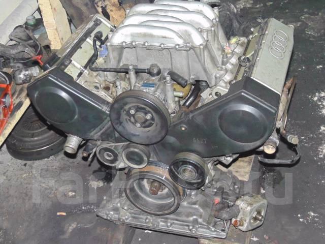 Двигатель в сборе. Audi S Audi A6 Audi 100, C4/4A Двигатель AAH