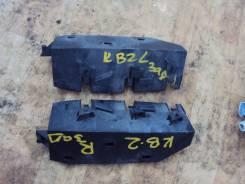 Крепление бампера. Honda Legend, KB2 Двигатель J37A