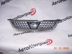 Решетка радиатора. Nissan Sunny, B15