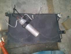 Радиатор кондиционера. Mitsubishi Delica, PD8W, PE8W, PF8W Двигатель 4M40