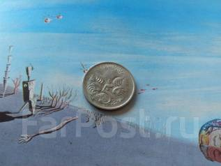 Австралия. 5 центов 1981 года. Фауна!