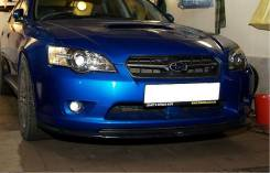 Губа. Subaru Legacy, BP, BL. Под заказ из Новосибирска