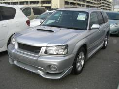Решетка радиатора. Subaru Forester, SG5. Под заказ