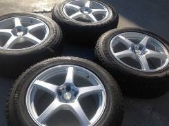 225/65 R18 Bridgestone Blizzak DM-Z3 литые диски 5х114.3 (K3-18007)