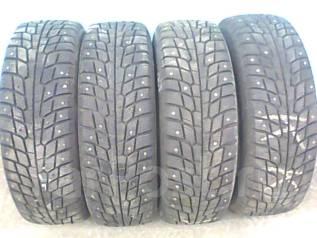 Michelin X-Ice North. Зимние, шипованные, износ: 10%, 6 шт