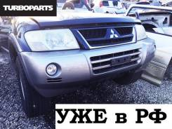Бампер. Mitsubishi Pajero, V63W, V73W, V65W, V75W, V78W, V77W, V68W Двигатели: 6G74, 4M41, 6G75, 6G72
