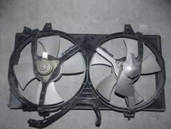 Вентилятор охлаждения радиатора. Nissan Bluebird, EU14 Двигатель SR18DE