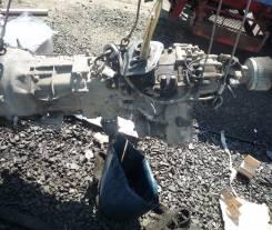 Механическая коробка переключения передач. Mitsubishi Pajero, V25C, V25W, V45W Mitsubishi Montero, V45W Двигатель 6G74